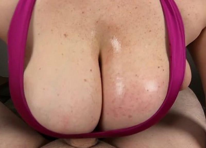 Kacie Tittyfucks Her Trainer