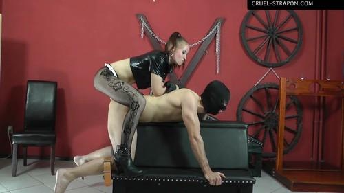 Mistress Anette - Arousing assfuck