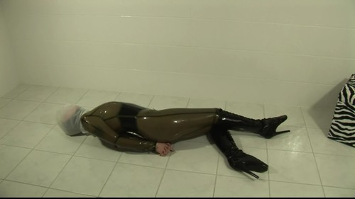 Rubber Slave Julia Power 1