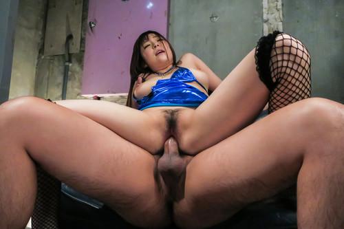 JAVHD - Hot Japanese creampie vagina for Mahoro Yoshino