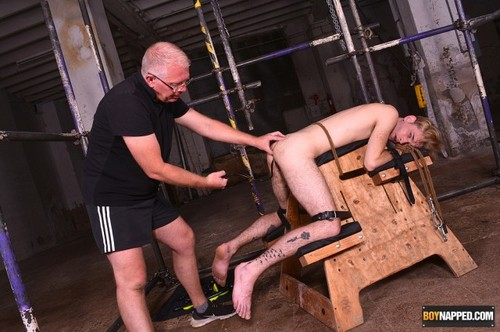 Boynapped – Working On Twinky Boy Jacob Part 1 (Jacob Daniels & Sebastian Kane)