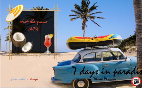 Avenger - 7 Days in Paradise - Final Deluxe Version