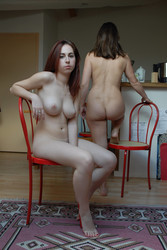 Daughter Naked Home