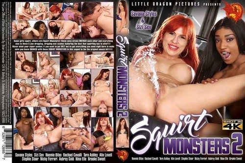 Squirt Monsters 2 [SD]