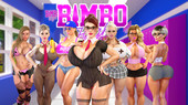 Bimbo High v036a Top Supporter by P1NUPS Games