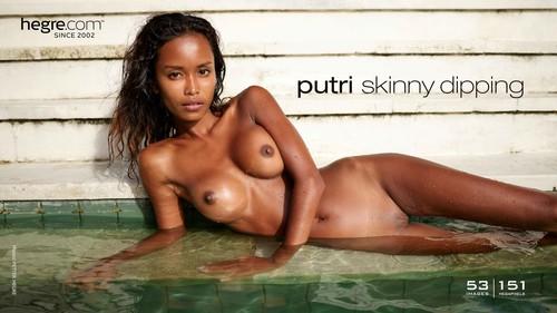 Hegre Putri Skinny Dipping