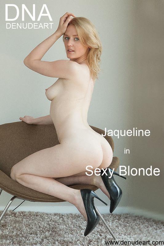 Jaqueline - Sexy Blonde (2019-06-11)