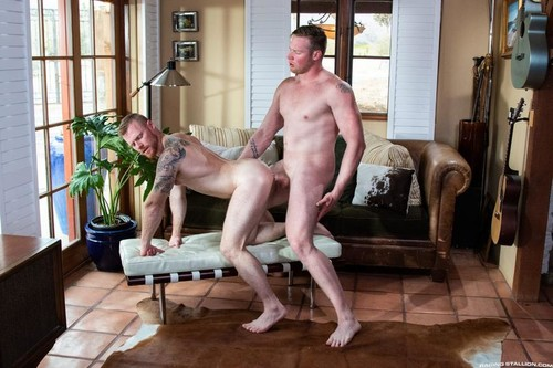 RagingStallion – Haulin' Ass: Jack Vidra & Ryan Stone