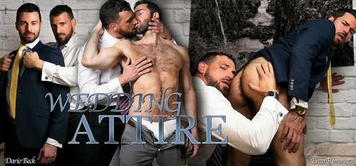 MenAtPlay – Wedding Attire (Dario Beck & Enzo Rimenez)