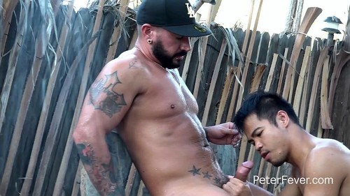PeterFever - JayCee Plows into Sexy Nature Boy John Rene
