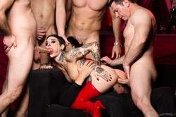 Joanna Angel - Gangbang From Hell