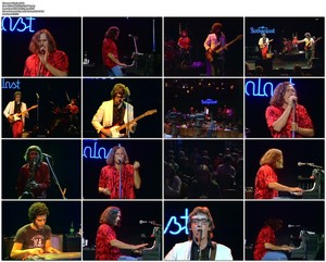 Commander Cody - Live At Rockpalast 1980 (2019) [DVD9]