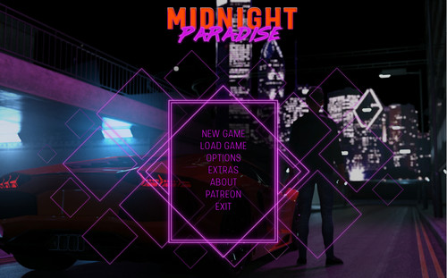 Midnight Paradise - Version 0.8 Elite + Incest Patch + Compressed Version by Lewdlab Win/Mac/Android