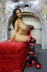 Ava Adams Ava Addams - BTS with Ava  - 12/02/14