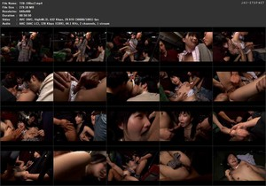 T28-198 Mirei Sum Leaves School Girls Bus Groping sc2