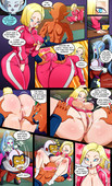 The Goddess of Universe 7 (Dragon Ball Super sex comic) by Pink Pawg - Ongoing