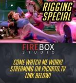 Overwatch porn imageset by Firebox Studio