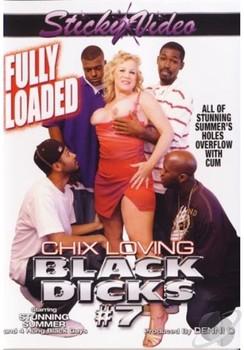 Chix Loving Black Dicks #7
