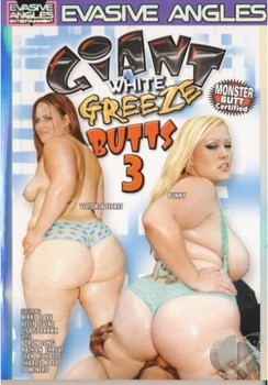 Giant White Greeze Butts #3