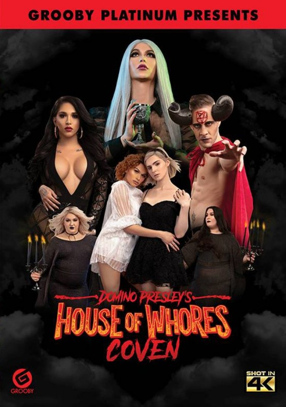 Domino Presley's House Of Whores – Coven