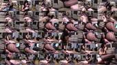 Facesits Chastity Slave While Vaping - Mariah