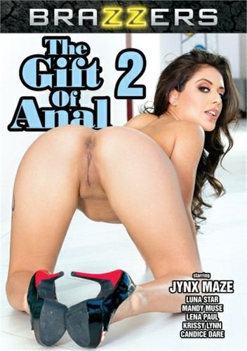 The Gift Of Anal 2 (2019)