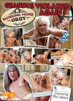 Nursing Home Orgy – Grannys Violated Again