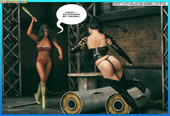 Hipcomix - Scorpion Woman - Laugh or Lust 39