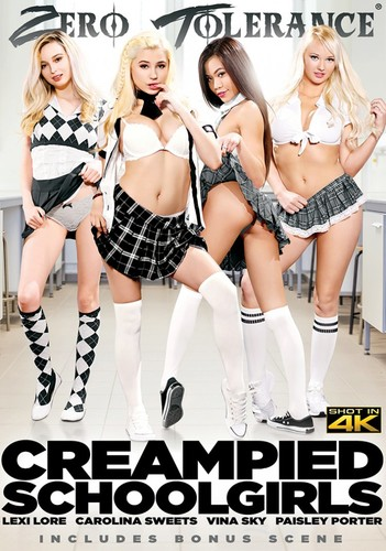Creampied Schoolgirls (2019)