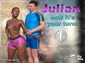 Pig King - Julian - Now It's Your Turn 1 - Full comic