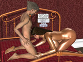 Metrobay comix - Caught in the Headlights 41