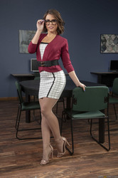 Adriana Chechik - The Lusting Librarian